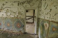 A Graffiti Covered Wall Travel