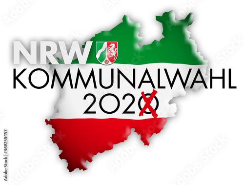 Photo NRW Kommunalwahl 2020