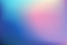 Abstract Blurred Purple Pink Teal Background. Soft Bright Gradient Backdrop With Place For Text. Vector Illustration For Your Graphic Design, Banner, Poster