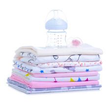 Stack Baby Cotton Diapers, Gla...