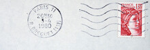Briefmarke Stamp Gesgempelt Us...