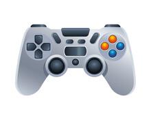 Video Game Control Device Icon