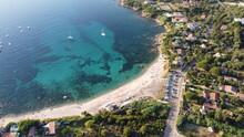 """Stunning View Of """"Plage De Portigliolo"""" In Coti-Chiavari, Corse Du Sud"""