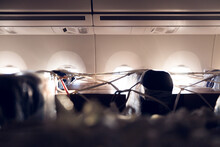 Cargo On Seats In A Passenger Plane