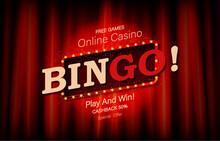 Bingo. Vector Illustration