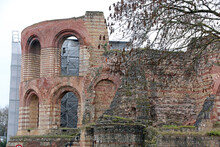 Trier Imperial Roman Baths, Germany