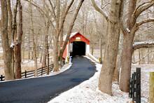 Kenecht's Covered Bridge, Eastern Pennsylvania
