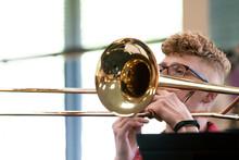 High School Concert Band Class