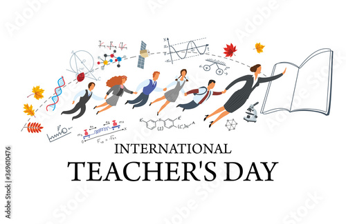 Fotomural International Teacher's Day