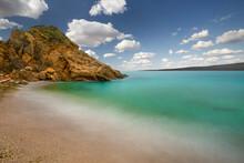 Green Seascape. Landscape Phot...