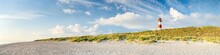 Sylt Panorama With Lighthouse,...