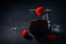 Natural Raspberry Tincture Or ...