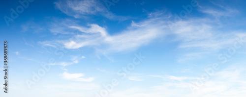 Obraz Blue soft sky - fototapety do salonu