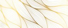 Luxury Golden Wallpaper. Art D...