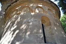 Ornements De La Chapelle Romane San Quilico à Cambia, Corse