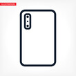 phone,icon vector 10 EPS. lorem ipsum Design JPG