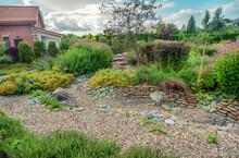 Amazing Garden With Perennials...