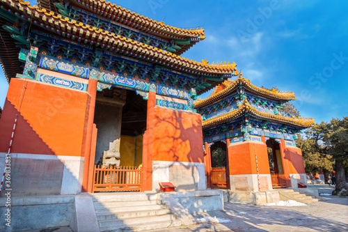 Photo Temple of Confucius is the second largest Confucian Temple in China, it's the pl
