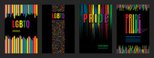 Lgbtq Rainbow Flag Freedom Com...