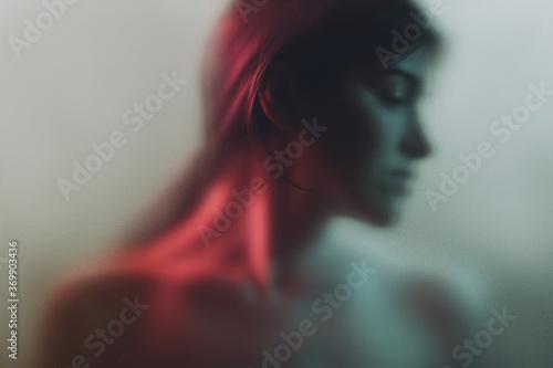 Photo Art portrait