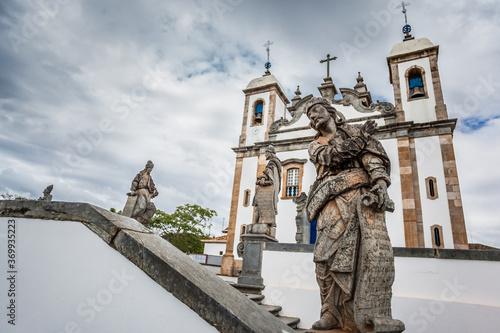 Prophets of Aleijadinho - Congonhas - Minas Gerais - Brazil