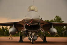 General Dynamics F-16 Fighting Falcon Multirole Fighter Aircraft