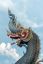 Ancient Ornamental Dragon Of T...