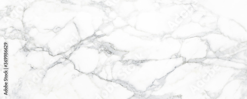 Fototapeta White marble stone texture background obraz