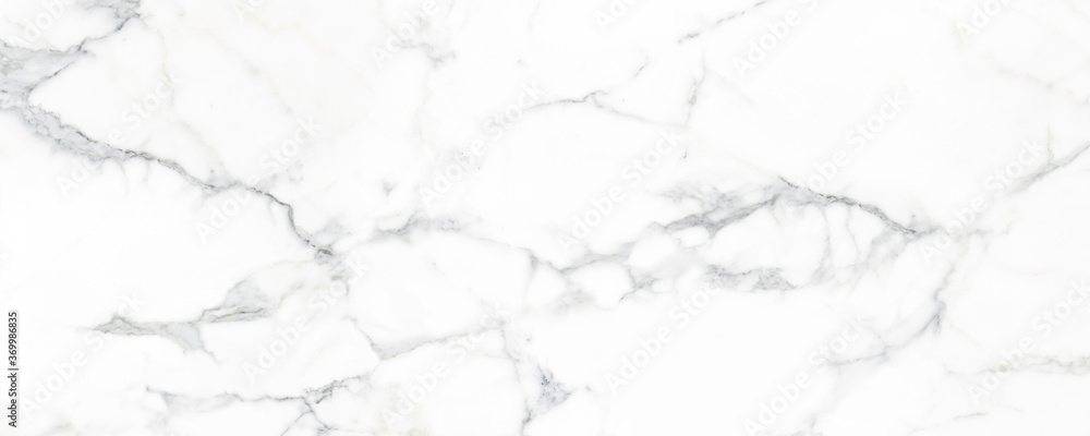 Fototapeta White marble stone texture background