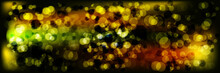 Abstract Mix Colorful Bubbles ...