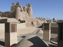 The Desert City Nain In Iran
