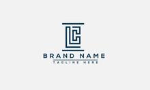 CL, LC Logo Design Template Ve...