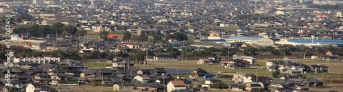 Photo 戸建ての家が多い住宅地の風景