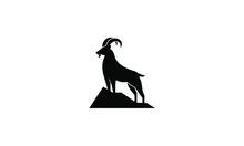 Goat Logo Vector