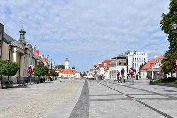 Białystok, Rynek Kościuszki, Muzeum Podlaskie w Białymstoku, Stare Miasto, centrum