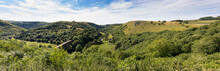 View Of Monsal Dale And The He...