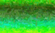 canvas print picture - Dark green oil paint with big brush background, digitally created.