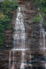 Natural Waterfall Outdoors In ...