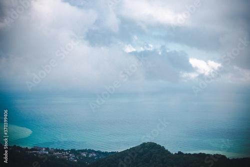 sea and sky #370399406