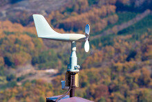 Electric Weather Vane On The B...