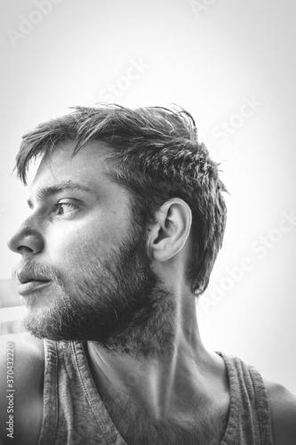 Foto Junger Mann