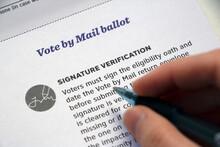 'Signature Verification' Mail ...