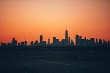 Sunrise, Newark Airport, NJ