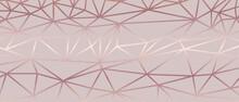 Luxury  Abstract Polygon Artis...