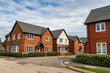 Detached houses in Manchester, United Kingdom