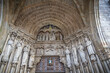 catedral diocesana de Tui en Pontevedra , España Europa