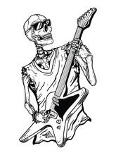Tattoo And T-shirt Design Blac...