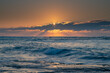 and the Heavens lit up! sunrise seascape