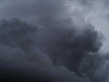 Summer Storm In Thailand Black...