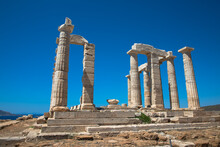 The Temple Of Poseidon, Dating...